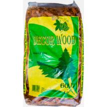 Decor wood mulcs - mustárságra, 60L