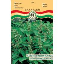 Ocimum basilikum / Citrom illatú bazsalikum