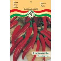Paprika- Macska piros (prémium)