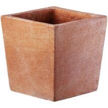 Virágláda 'Moderne' kocka 19 cm