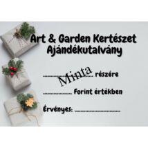 Ajándékutalvány karácsonyi - 15000 FT