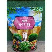 NPK műtrágya 0-12-24 10kg