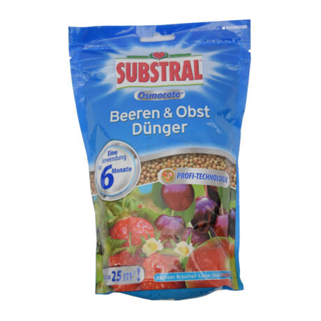 Substral Osmocote bogyós-gyümölcs táp