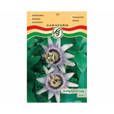 Golgotavirág kék Passion flower (prémium)