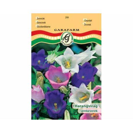 Harangvirág színkeverék Canterbury Bells