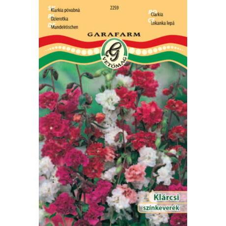 Clarkia unguiculata / Klárcsi színkeverék