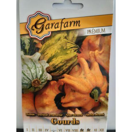 Dísztök Gourds Korona alakú keverék (prémium)