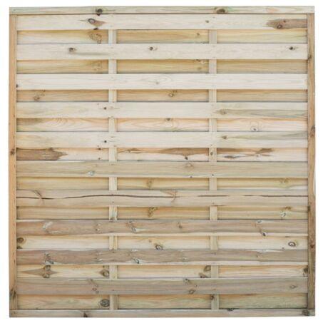 STANDARD egyenes kerítéselem 180x180