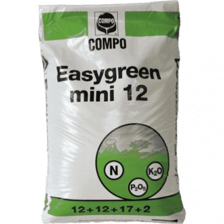 Basatop mini 12 - retardált felszívódású gyepfenntartó műtrágya
