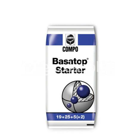 Basatop starter - retardált felszívódású indító gyeptrágya