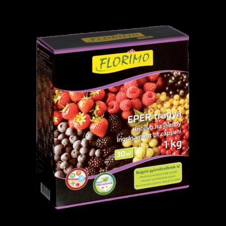 Florimo eper és aprógyümölcs trágya (1 kg)