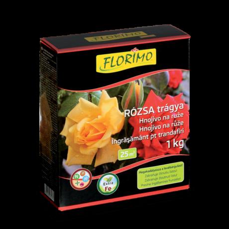 Florimo rózsa trágya (1 kg)