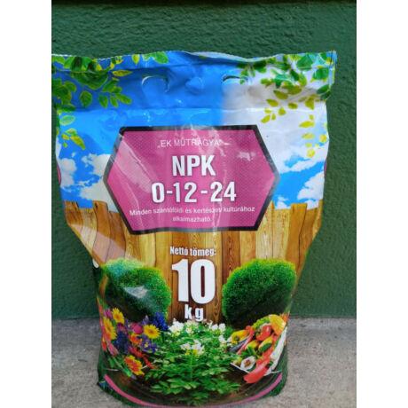 NPK műtrágya 0-12-24 5kg