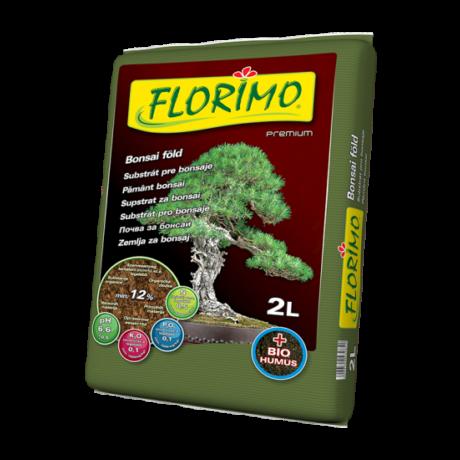 Florimo bonsai föld - 2L