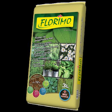 Florimo fűszer-, és gyógynövény föld - 3L