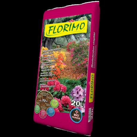 Florimo rhododendron föld - 20L