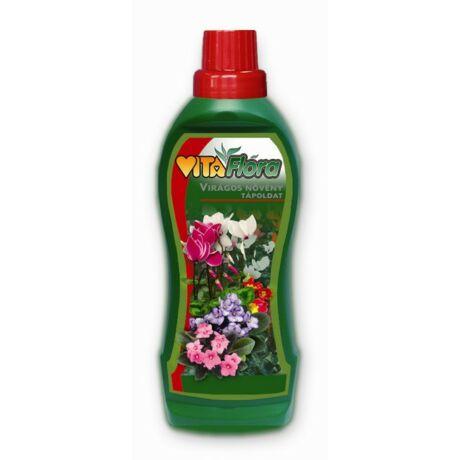 VitaFlóra virágos növény tápoldat - 1000 ml